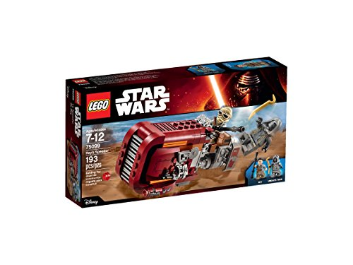 LEGO Star Wars Rey's Speeder 75099 Star Wars Toy