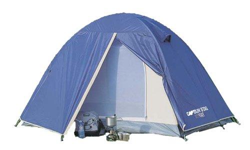 キャプテンスタッグ(CAPTAIN STAG) テント リベロ ツーリングテントUV M-3119 ドーム型 2人用 防水 バイク...