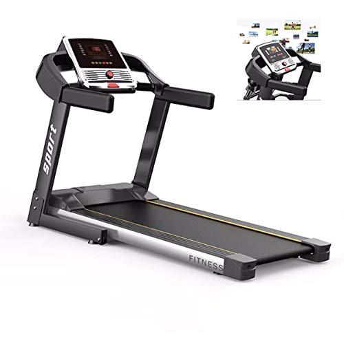 Fitness Club Tapis roulant Professionale, Pieghevole, Macchine da Passeggio Carico 150 kg, Cyclette...