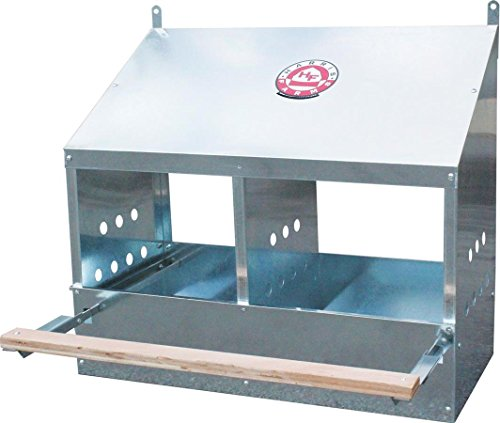 Harris Farms 2 Hole Nesting Box for Chickens
