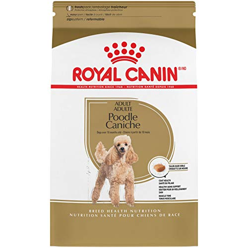 Royal Canin Poodle Adult Breed Specific Dry Dog...