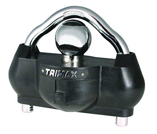 Trimax UMAX100 Premium Universal Dual Purpose Coupler Lock ,...
