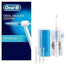 Oral-B Waterjet Sistema Pulente con Idropulsore e 4 Testine Waterjet