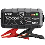NOCO Boost X GBX45 1250A 12V UltraSafe Portable Lithium Jump Starter, Car Battery Booster Pack, USB-C Powerbank Charger, And Jumper Cables For Up To 6.5-Liter Gas And 4.0-Liter Diesel Engines
