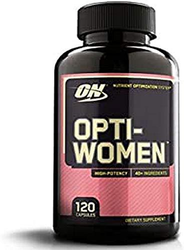 Optimum Nutrition Opti-Women, Damen Multivitamin, 120 Kapseln