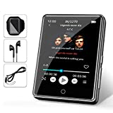 Lecteur MP3 32Go JBHOO 2.8' Lecteur MP3 Bluetooth 5.0, Lecteur MP3 Sport...