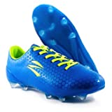 zephz Wide Traxx Premier French Blue Soccer Cleat Adult 11