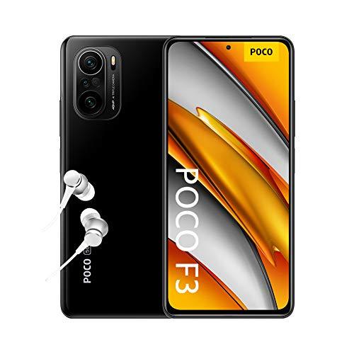 "POCO F3 5G - Smartphone 8+256GB, 6,67"" 120 Hz AMOLED..."