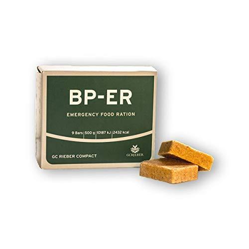 BP ER Elite Emergency Food 500 Gramm Einheit...