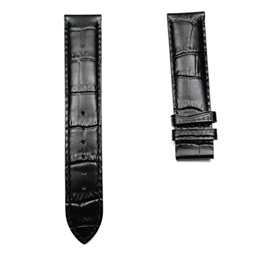 Tissot Le Locle Automatik T610014581 Armbanduhr, schwarzes Lederarmband