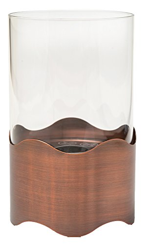 Tecno Air System–Bioethanol Palinuro for Table Lamp, Copper