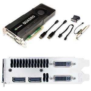PNY Technologies VCQK5000MAC-PB Quadro K5000 für Mac