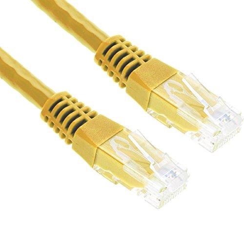 G-Shield Cat5e Cavo di Rete Ethernet Gigabit...