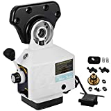Mophorn Power Feed X-Axis Torque 450 in-lb Power Feed Milling Machine 200RPM Power Table Feed Mill 220V (450 in-lb X-Axis Torque)