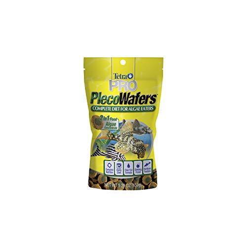 Tetra Algae Wafers - Nutritionally Balanced Vegetarian Fish Food