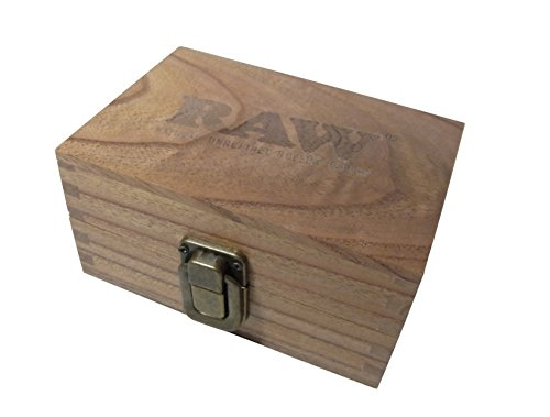 RAW Wood Box スモーキングケース Storage Box