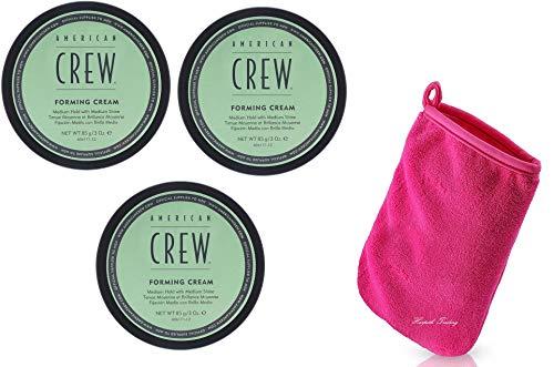 Crew - Forming Cream - Medium Hold With Medium Shine - 3 Ounce -...