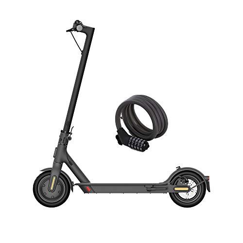 Xiaomi Mi Electric Scooter 1S Trottinette Electrique - Version française (avec antivol)