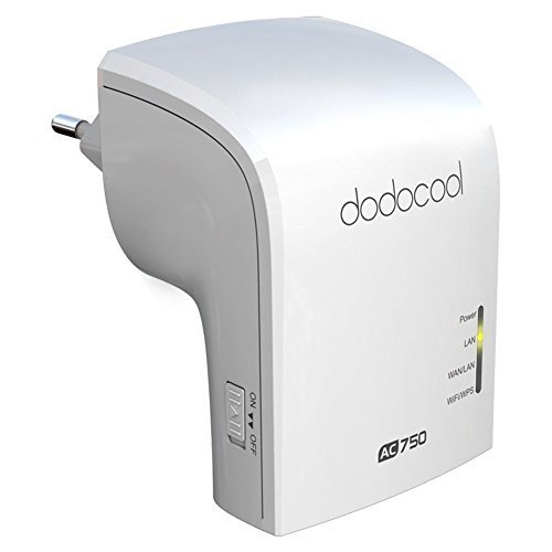 dodocool AC750 Dual Band Wireless AP