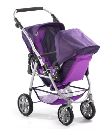Bayer Chic 2000 689 25 - Tandem-Buggy, Vario