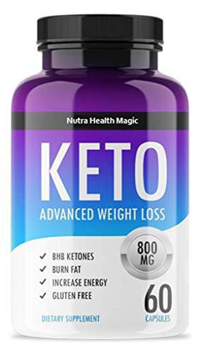 QFL NUTRA Health Magic Keto Advanced Weight Loss(Capsules) Ketosis/Keto Diet Weight Loss (1) (3) 1