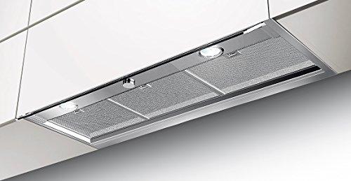 FABER Cappa ad incasso IN-NOVA SMART finitura acciaio da 60cm