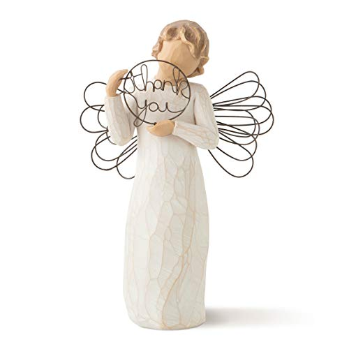 Willow Tree Just for You Angel, Sculpted Hand-Painted Figure