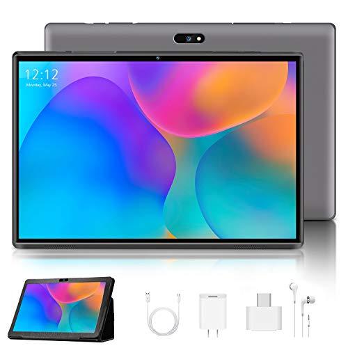 4G LTE Tablette Tactile 10.1 Pouces Android 9.0 Certifié par Google GMS,...