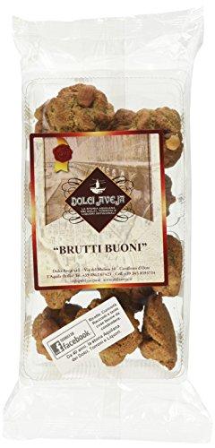 Dolci Aveja Biscotti Brutti Buoni alla Nocciola - 350 gr