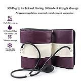 PHASFBJ Bottes de Presso Compression d'air, Appareil de Massage pour Jambes...