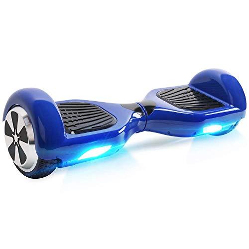 WINGOO Hoverboard Auto-équilibrant avec lumière LED et Overboard Sac de Transport, 6,5'Scooter électrique Intelligent pour Enfants et Adultes - UL2272 certifié Gyropode