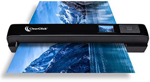 ClearClick Portable Photo &...