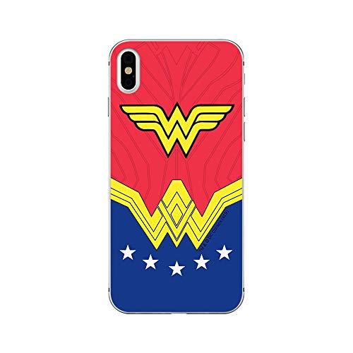 Ert Group WPCWONDERW5238 Custodia per Cellulare DC Wonder Woman 008 iPhone XS Max