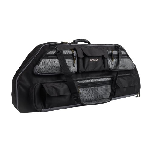 Compound Bow Case, Black Gear Fit X Fits Compound Bows up to...