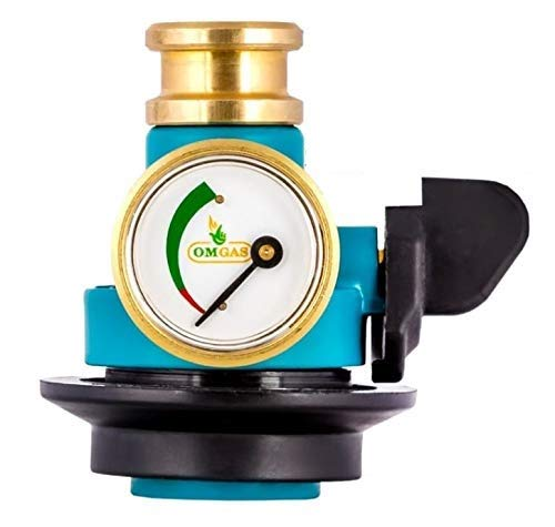 INDIA'S Brass Safe Automatic Gas Safety Device Leakage Detector with Auto Cut Off