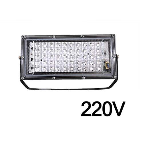 YUJIE 50W 110 V / 220 V LED Lampada germicida UV Luce di inondazione Riflettore Proiettore Lampada...