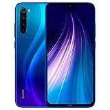 Xiaomi Redmi Note 8 6.3' 64GB 4GB RAM (GSM Only, No CDMA) Internationa Version - No Warranty (Neptune Blue)
