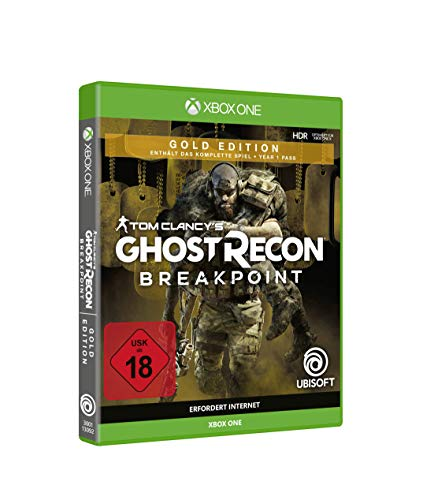 Tom Clancy's Ghost Recon Breakpoint - Gold Edition   Uncut - [Xbox One]