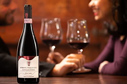 Torgiano Rosso Riserva DOCG'Spirito della Vite' Vino Rosso - 750 ml