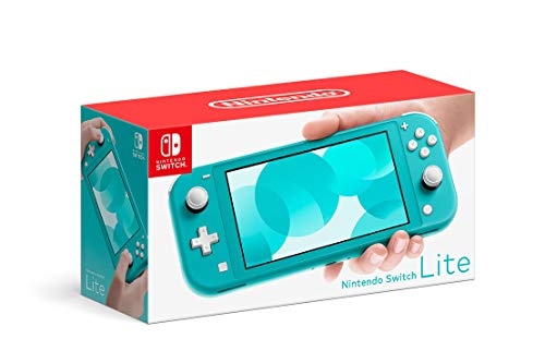 Nintendo Switch Lite, Turchese