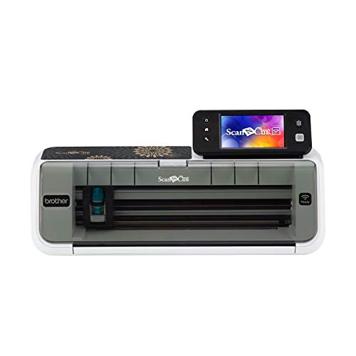 "Brother CM350 Electronic Cutting Machine, Scanncut2, 4.85"" LCD Touch..."