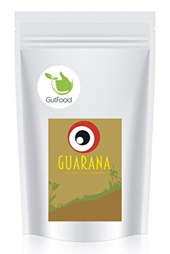 Golderner Zweig Pures Guarana Pulver ohne Zusätze, 1000 g