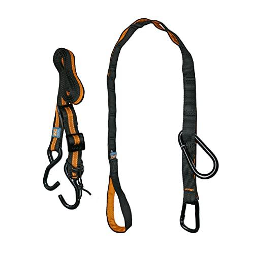 Kurgo Auto Zipline for Dogs, Adjustable Dog Safety...