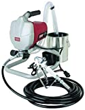 5/8 HP 3000 PSI Airless Paint Sprayer Kit; Includes Stainless Steel Paint pick-up, Gun with Built-in Filter, trigger-lock and 25 ft. spray hose