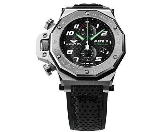 ケンテックス]KENTEX MOTO-R(モトアール) クォーツ 腕時計 S787X-03
