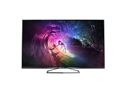 Philips 40PUK6809/12 102cm (40 Zoll) LED-Fernseher, EEK A+ (Ultra HD, 400Hz PMR, DVB-T/C/S/S2, Smart TV, ultraflach) schwarz