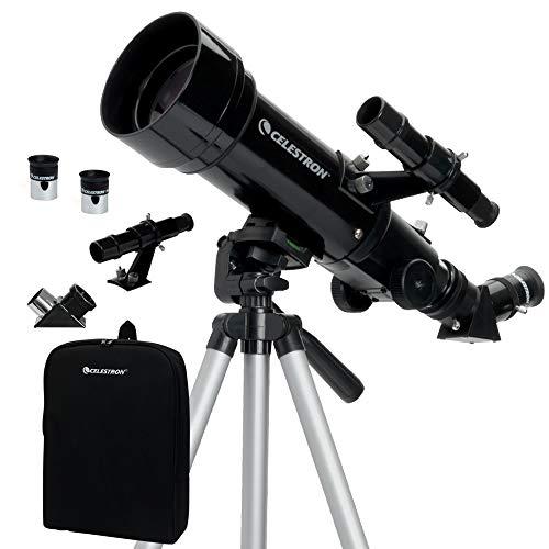 Celestron Telescopio de viaje 70 con mochila 3.3...
