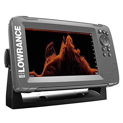 Navico - ECOSCANDAGLIO Hook 2 7X TS con GPS per Punto Nave - FNI5605284 -