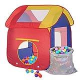 Schramm Tente de Jeu pour Enfants Piscine à balles Pop Up avec 200 balles et...
