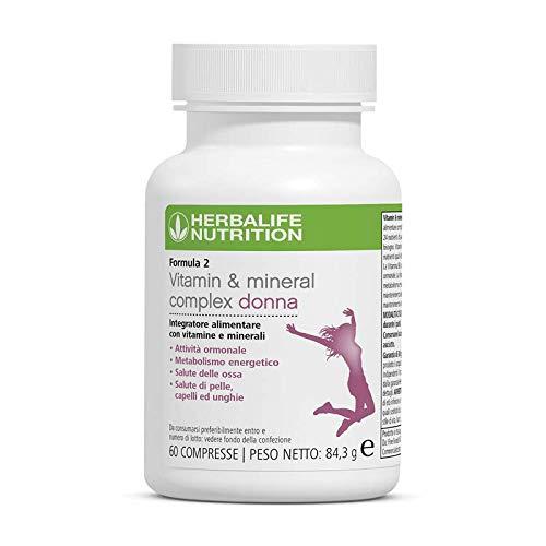 Herbalife Multivitaminkomplex für Frauen 60 Tbl. NEU !!!